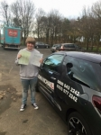 Kevin Corrigan  passed with John Michael Driving School