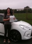Laura, S passed with John Michael Driving School