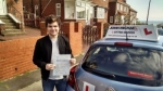 Lewis Day passed with John Michael Driving School