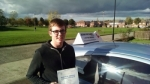 Liam Jackson passed with John Michael Driving school