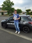 Liam M passed with John Michael Driving school