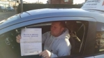 Paul Ridley  passed with John Michael Driving School