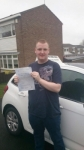 Paul Swallow passed with John Michael Driving School