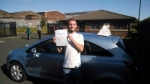 Robert Burns passed with John Michael Driving School