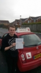 Ross Dowd passed with John Michael Driving School