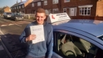 Ryan Crompton passed with John Michael Driving School