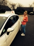Sarah Vaughan  passed with John Michael Driving School