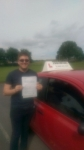 Thomas Calif passed with John Michael Driving School