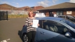 Wendy Hodgson  passed with John Michael Driving school