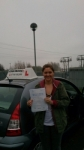 Amy! passed with John Michael Driving School