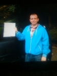 Andrew parkin passed with John Michael Driving school