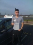 Andy passed with John Michael Driving School