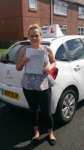 Anna passed with John Michael Driving School