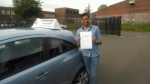 Ash passed with John Michael Driving School