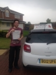 ben, J passed with John Michael Driving school