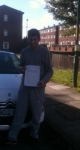Bilal, K passed with John Michael Driving School