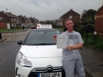 Billy smith passed with John Michael Driving school