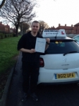 Chris, S passed with John Michael Driving school
