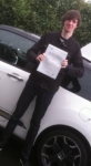 Dan G passed with John Michael Driving school