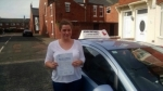 Danielle Warburton passed with John Michael Driving school