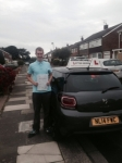 Dean Rodgers passed with John Michael Driving School