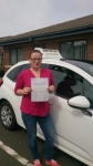 Diana Orlova  passed with John Michael Driving school