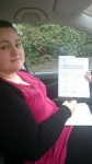 Emma casson passed with John Michael Driving School