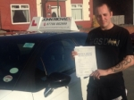Greame, T passed with John Michael Driving school