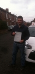 Greg, N passed with John Michael Driving School