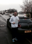 Haydon Shore passed with John Michael Driving School