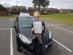 Stacey passed with John Michael Driving school