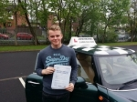 Joe passed with John Michael Driving school