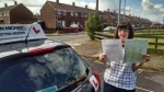 Demi Moody passed with John Michael Driving school