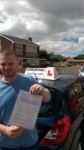 James lennox passed with John Michael Driving School