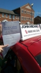Sarah Winthrope passed with John Michael Driving school