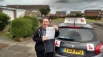 Laura Hutchinson passed with John Michael Driving school