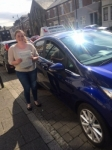 Kirsty Mulgrew passed with John Michael Driving School