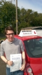 James Phillips passed with John Michael Driving School