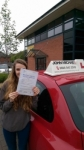 Jodi Wilson passed with John Michael Driving school