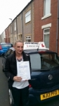 Suzi Tams passed with John Michael Driving school