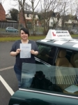 Kim passed with John Michael Driving School