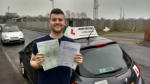 Stephen Bull passed with John Michael Driving school