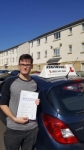 Jonathan Edgar passed with John Michael Driving school