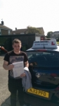 Aaron Wilson passed with John Michael Driving School