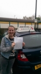 Gemma Jenkins passed with John Michael Driving school