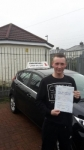 Kurtis Mason passed with John Michael Driving school