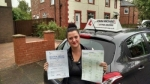 Teri Melia passed with John Michael Driving school