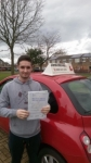 Jamie Wilson passed with John Michael Driving School