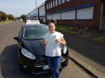 Sharon Turbit passed with John Michael Driving School