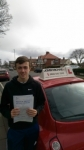 Andrew Fenwick passed with John Michael Driving School